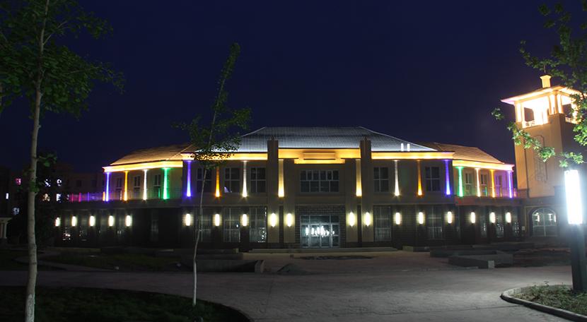 新疆阿克苏塞上明珠