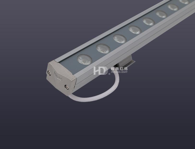 LED户外灯具亮化的几种方式