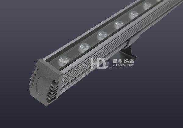 LED北极星款大功率洗墙灯
