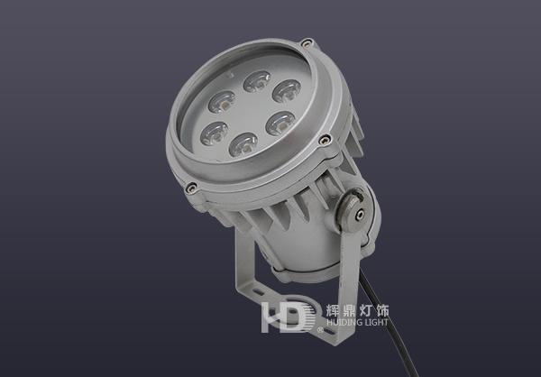12W圆形LED投光灯
