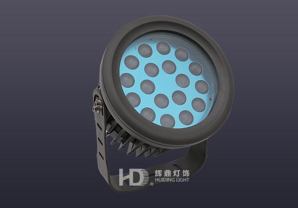 36W圆形大功率投光灯
