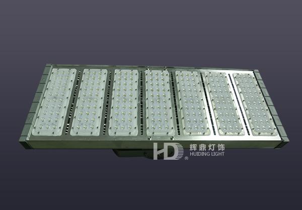 210W工程款明纬电源照明用投光灯