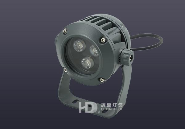 9W大功率CERR芯片工程款投光灯