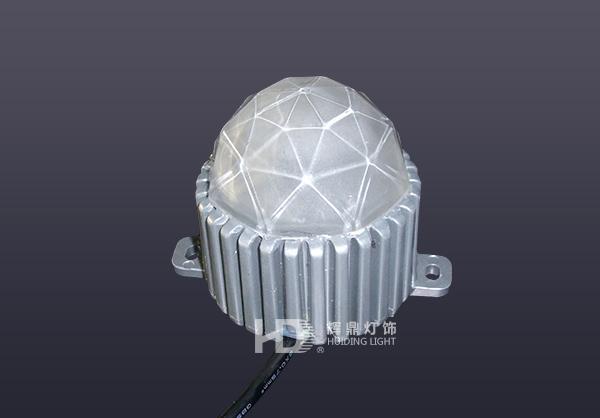 80大钻石罩点光源