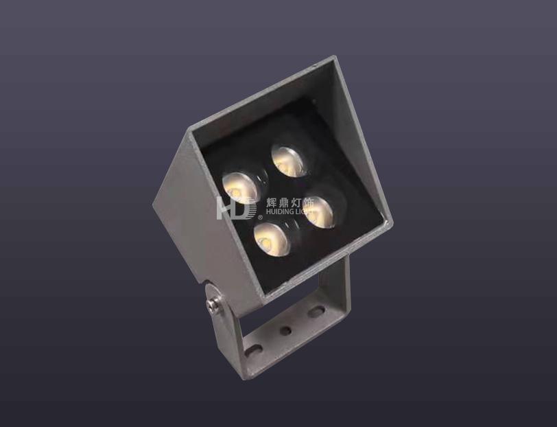 江苏8W方型投光灯