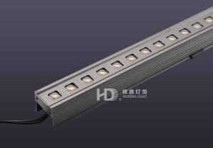 LED带铝孔盖线条灯