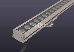 36W私模大功率结构防水LED洗墙灯