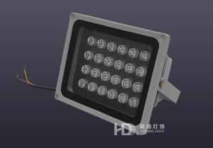 24W单颗大功率方型投光灯