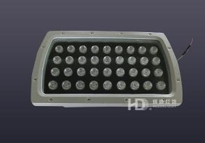 36W防水款金黄光LED大功率投光灯