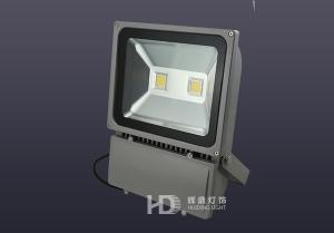 100W集成LED工程款投光灯