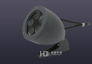 5W室外防水款大功率子弹头射灯