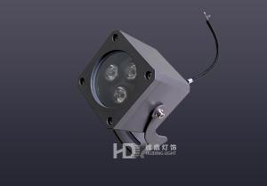 9W方型大功率LED射灯