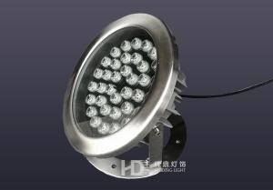 36W自带散热器大功率水底灯