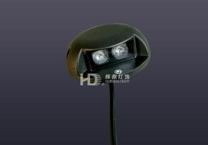 LED侧透光地角灯
